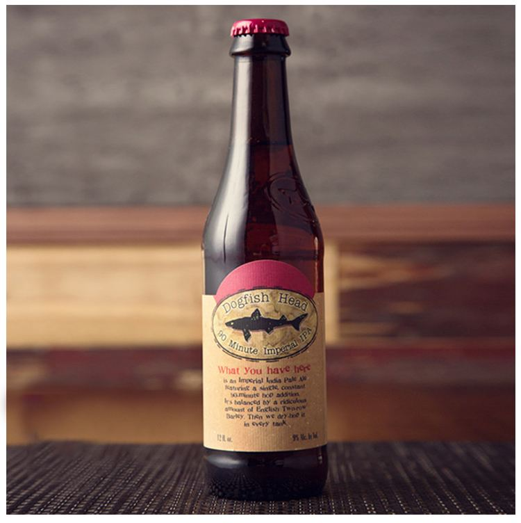 角鲨头 90分钟 IPA Dogfish Head 90 minute IPA