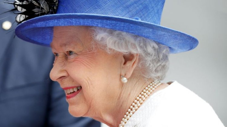 Queen Elizabeth II伊丽莎白女王二世