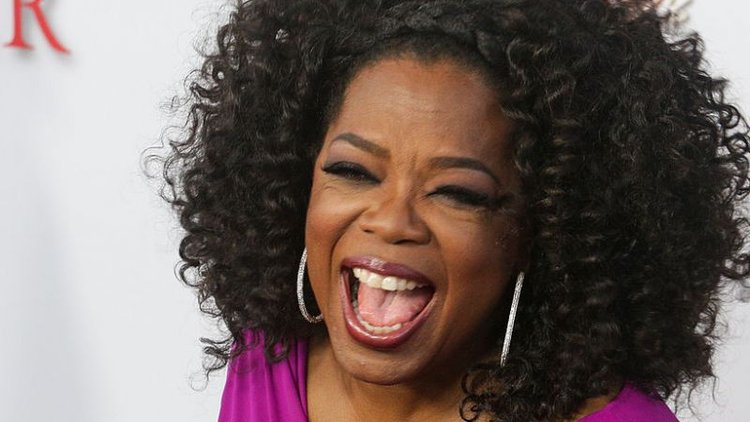 Oprah Winfrey(奥普拉·温弗瑞)
