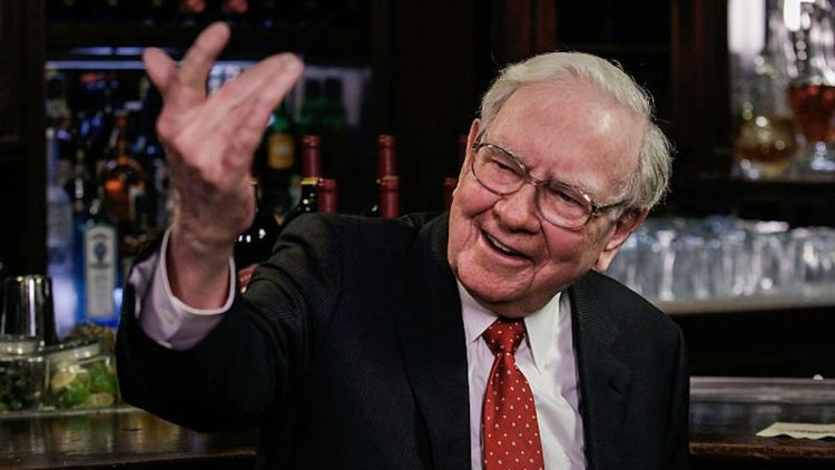 沃伦·巴菲特(Warren Buffett)