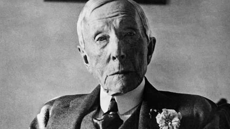 John D. Rockefeller约翰.洛克菲勒