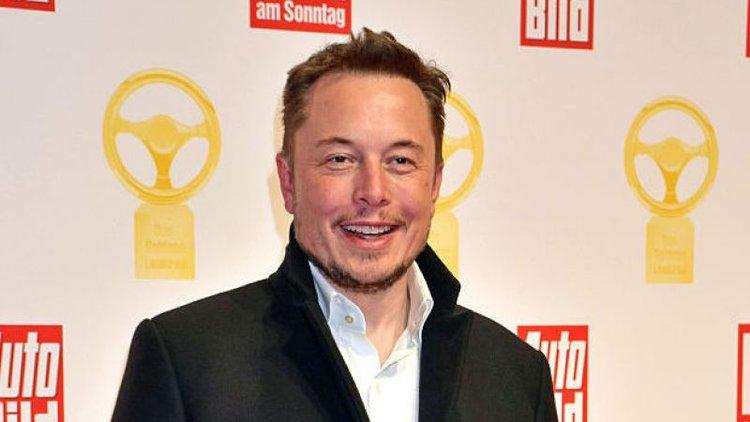Elon Musk伊隆·马斯克
