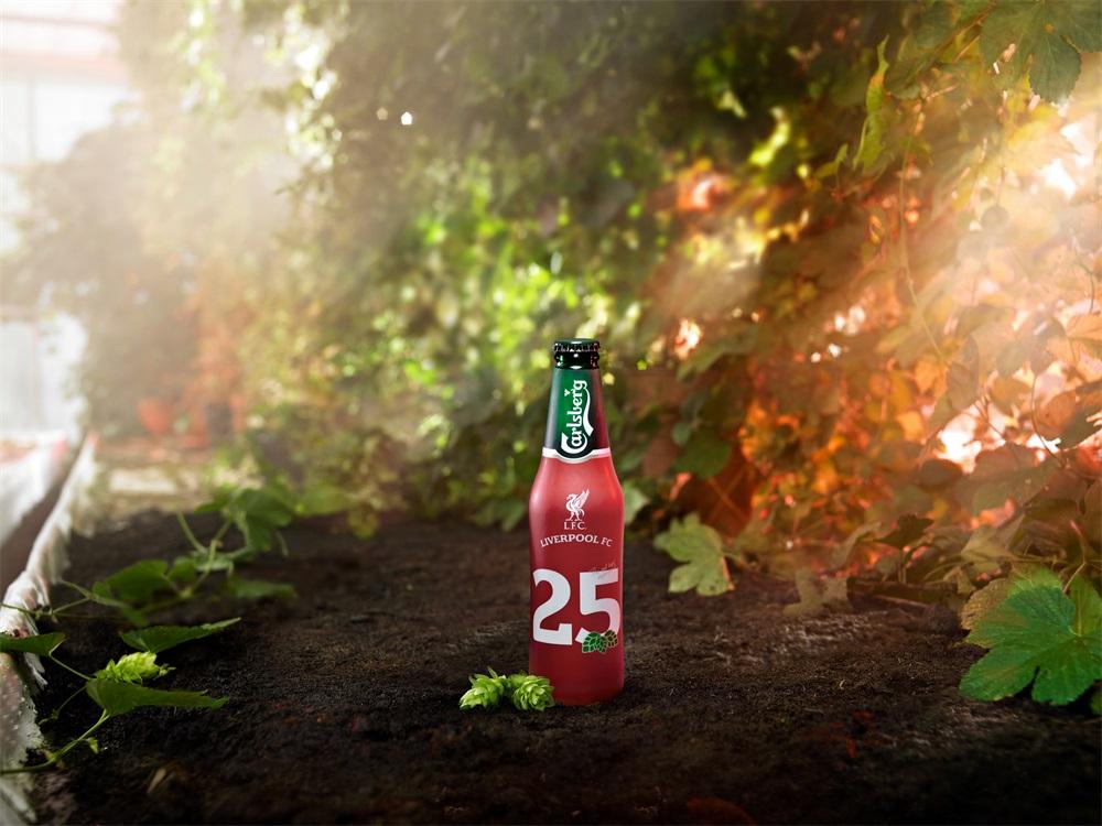 嘉士伯利物浦25周年纪念版啤酒