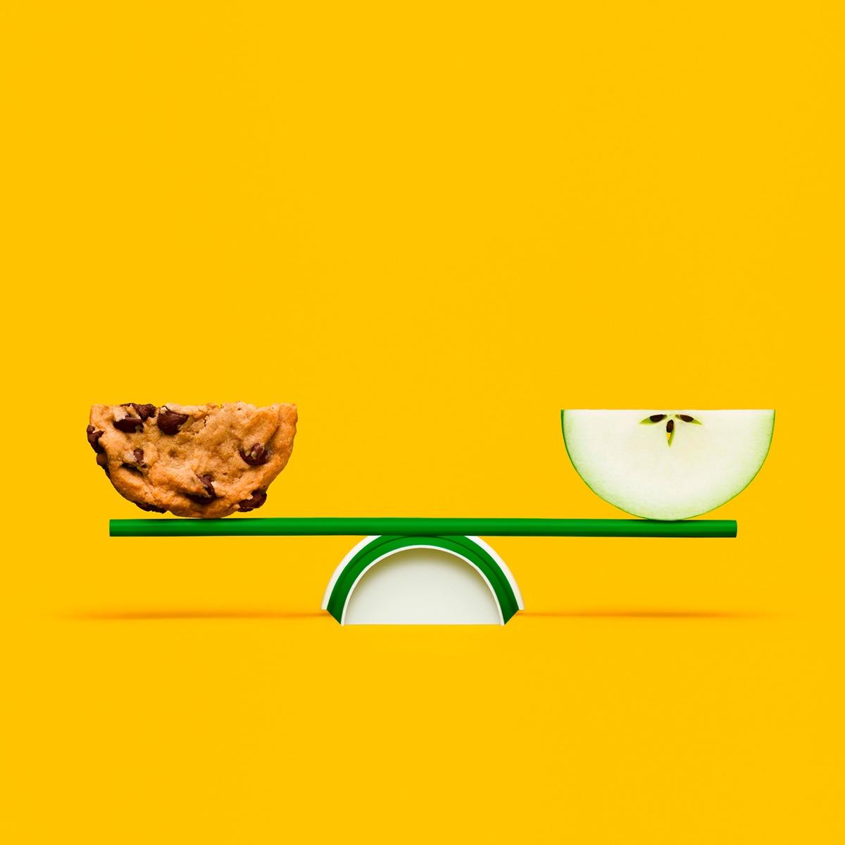 Subway赛百味食品海报