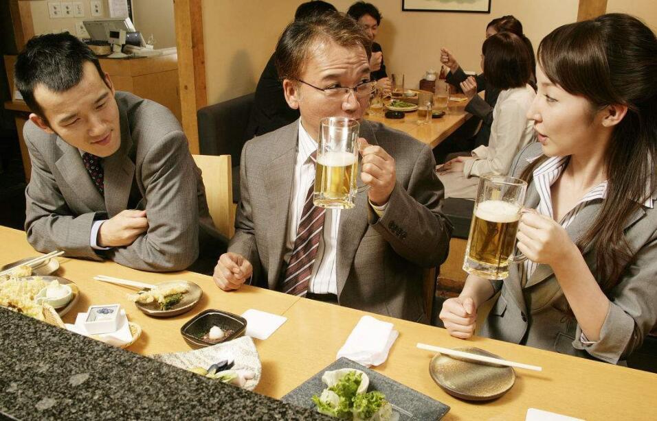 日本人啤酒日常
