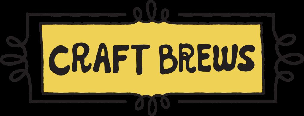 精酿啤酒CRAFT BREWS