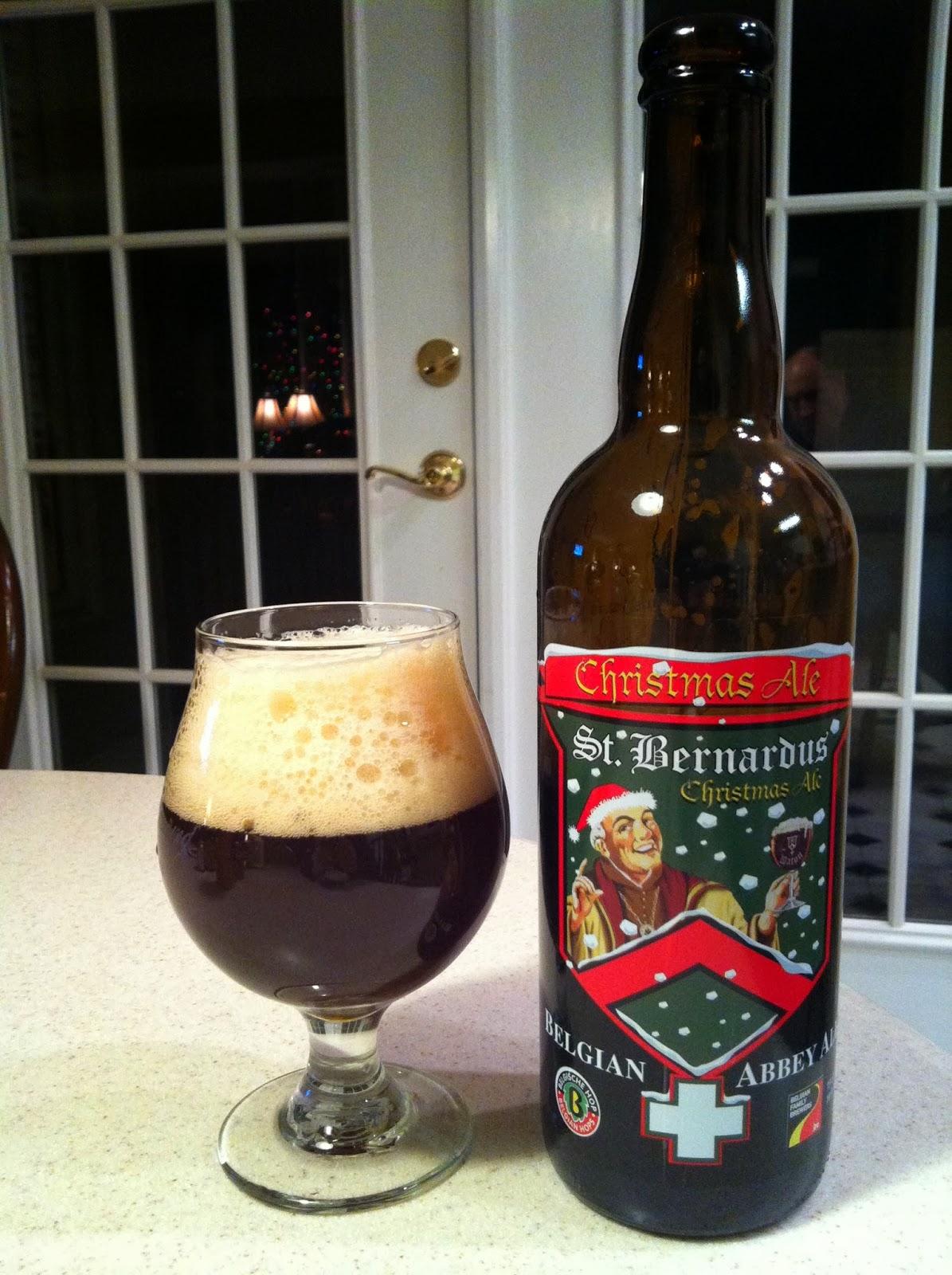 圣伯纳 圣诞节艾尔St. Bernardus Christmas Ale