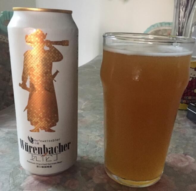 瓦伦丁 小麦白啤Würenbacher Hefeweissbier