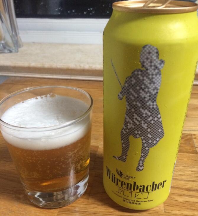 瓦伦丁 拉格啤酒Würenbacher Lager