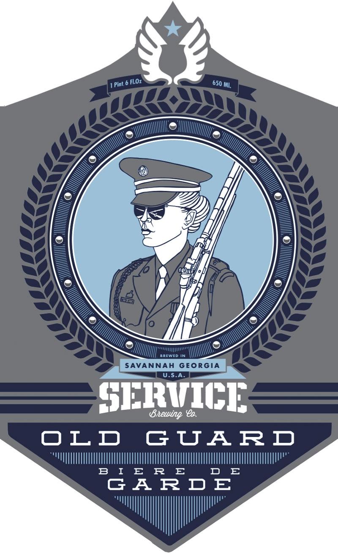 服务酿酒厂 老守卫 Service Brewing Old Guard