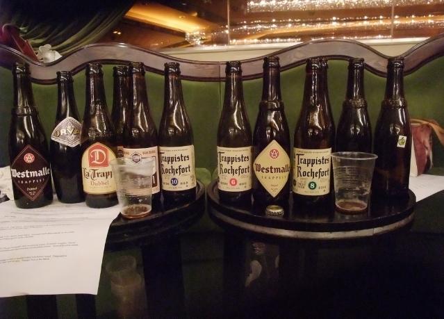 如果你是认真要把啤酒好好品鉴一番,你需要知道以下这些味道