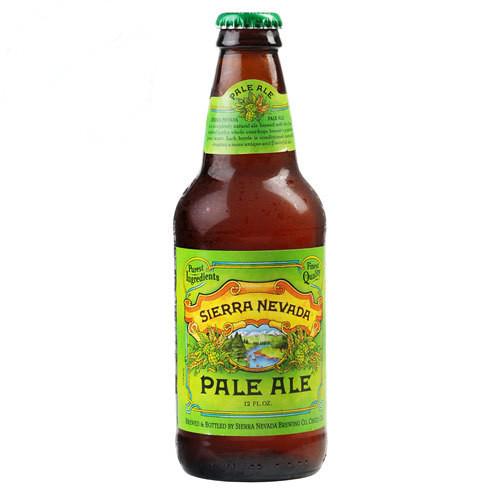内华达山脉 淡色艾尔 Sierra Nevada Pale Ale